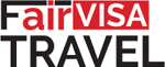 FAIR VISA TRAVEL, s.r.o. Logo
