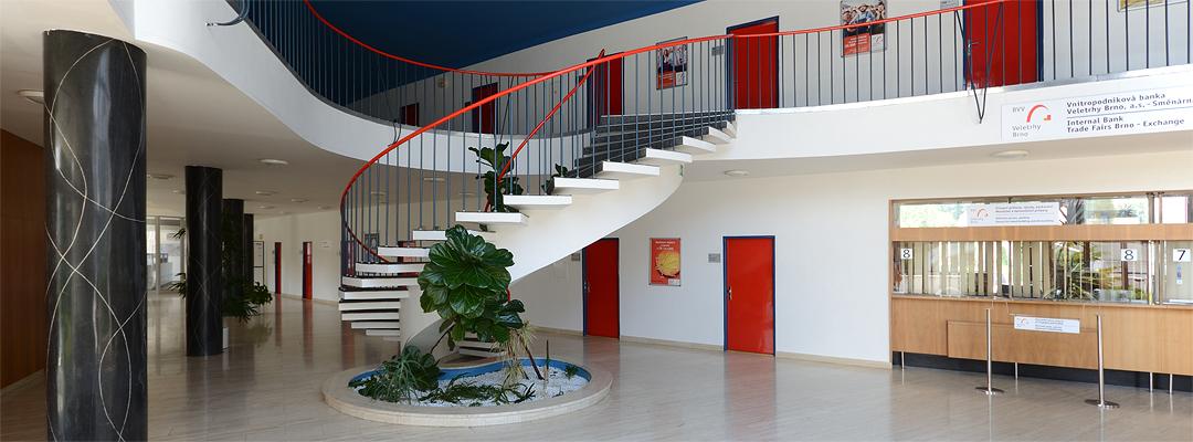 FAIR VISA TRAVEL, s.r.o. se nachází v administrativní budově brněnského výstaviště.